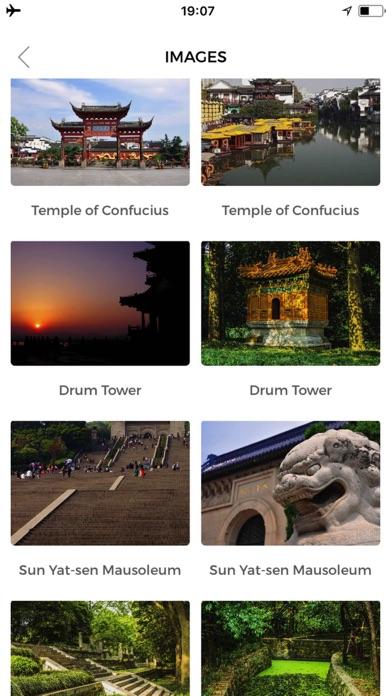 Nankin Guide de VoyageCapture d'écran de 3