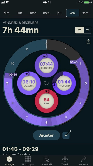 download AutoSleep. Tracker de sommeil apps 3