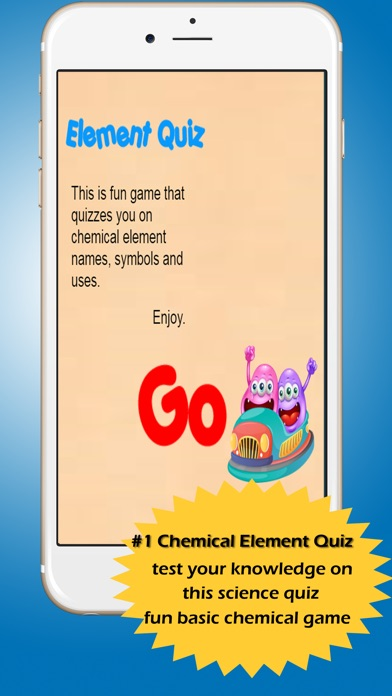 Chemical elements periodic table element quiz on the app store iphone screenshot 3 urtaz Choice Image