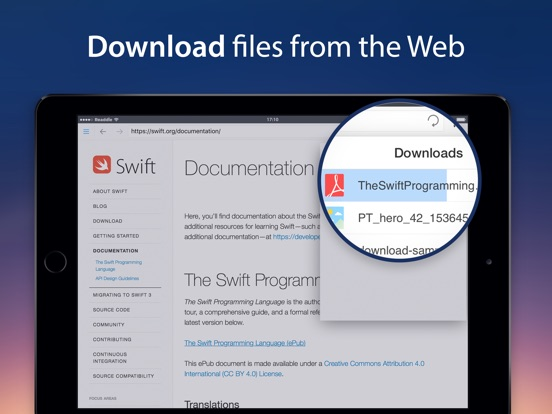 Documents by Readdle Screenshot