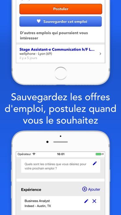 download Indeed: Recherche d'Emploi apps 1