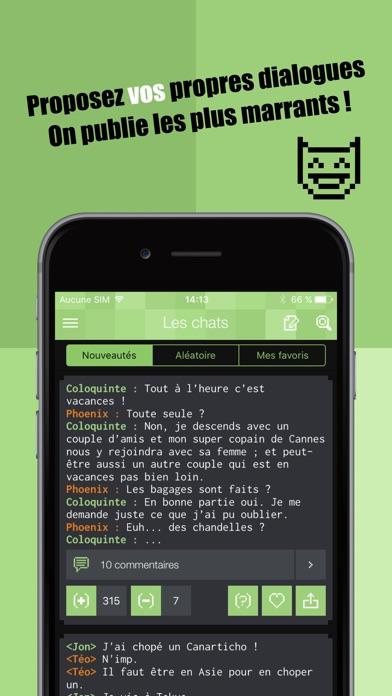 DansTonChat (BashFr)Capture d'écran de 1