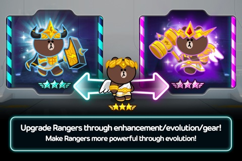 LINE Rangers screenshot 4