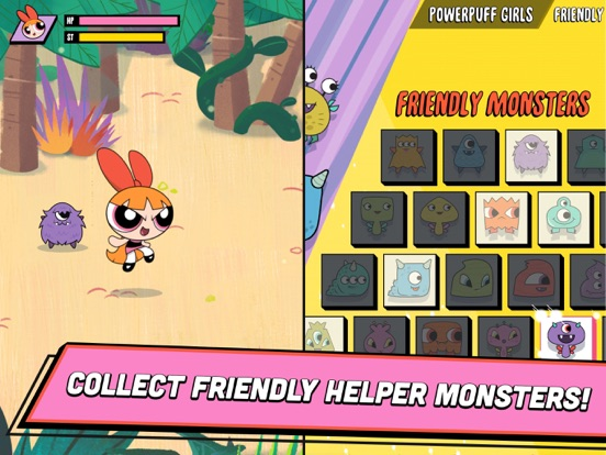 Ready, Set, Monsters! tablet App screenshot 4