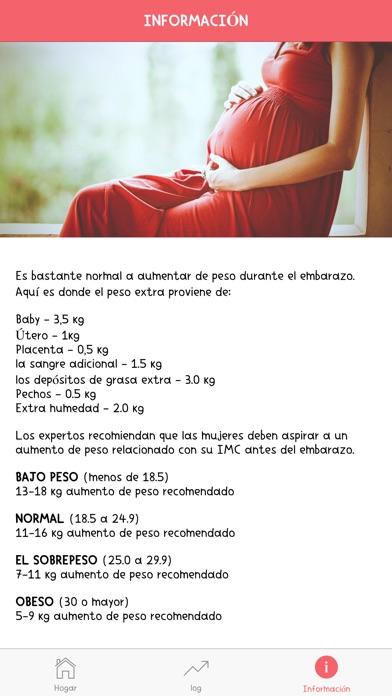 download Control del Peso Embarazo apps 0