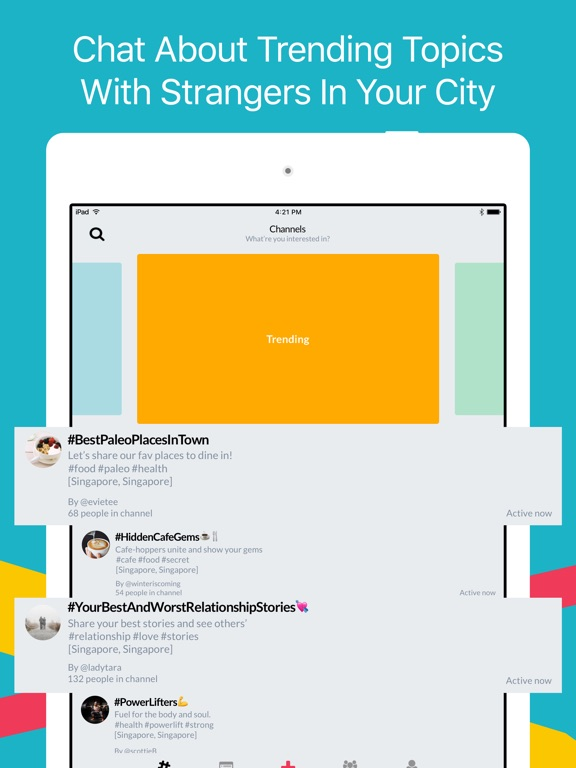 Video Chat With Strangers App For Iphone