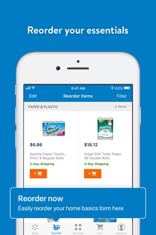 Walmart – Shopping and Saving screenshot 4