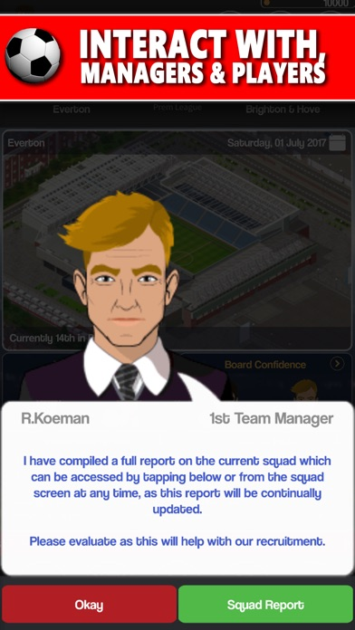 download Club Soccer Director 2018 appstore review