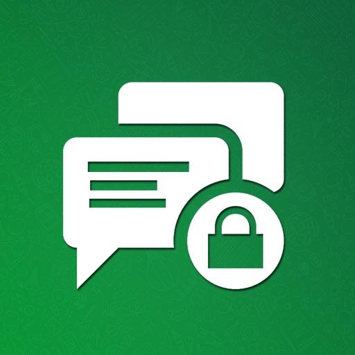 Encrypted Text Chat Locker App iOS App