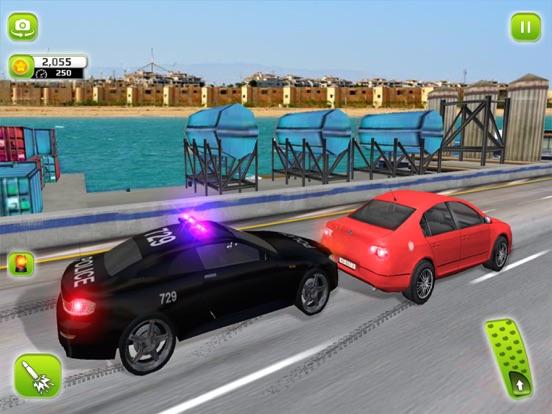 politie spelletjes achtervolging