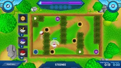 Screenshot of Camping Pokémon3