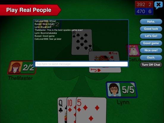 Spades+ Скриншоты11