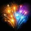 Fireworks Stickers Pack