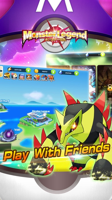 Monster Legend: Dragon World-2