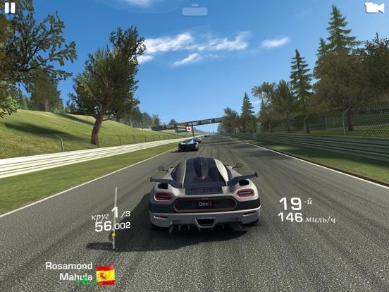 Real Racing 3 для iPad