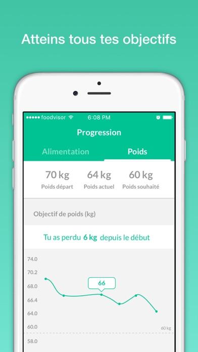 download Foodvisor - Calorie et régime apps 0