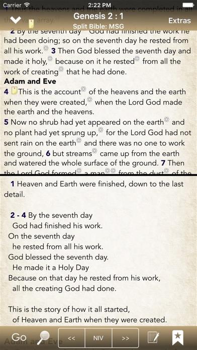 BibleScope screenshot three