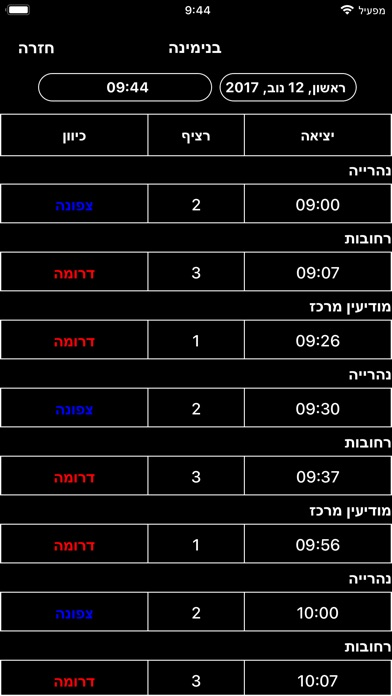 Next Train - Israel Скриншоты7