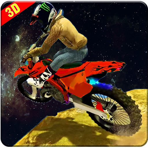 Expert Space Bike Ride 3D By Mirza Umer Ahmed