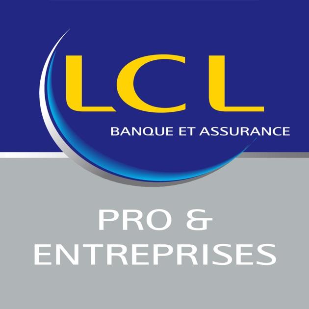 Pro & Entreprises LCL Dans L'App Store