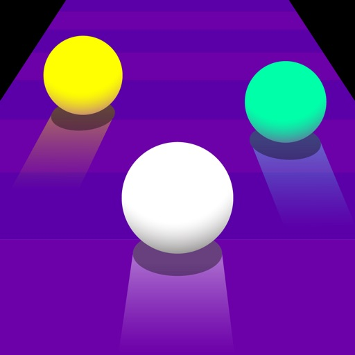 Balls Race free software for iPhone, iPod and iPad
