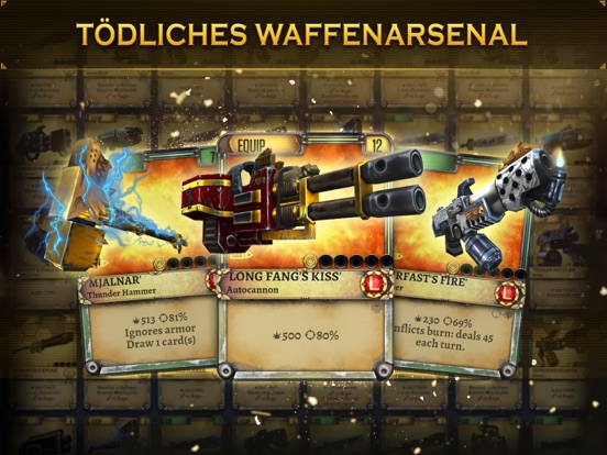 Screenshot 5 Warhammer 40,000: Space Wolf