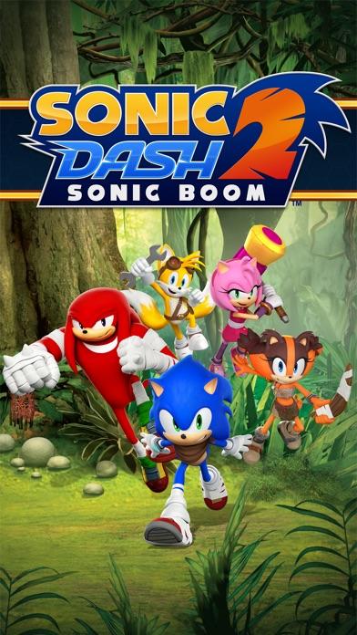 Screenshot #6 for Sonic Dash 2: Sonic Boom