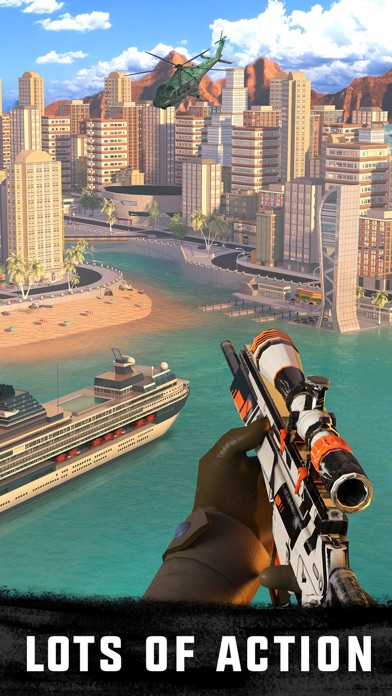 download Sniper 3D: Fun FPS Shooting apps 1