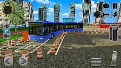 3D Bus Driving Academy Game screenshot 5