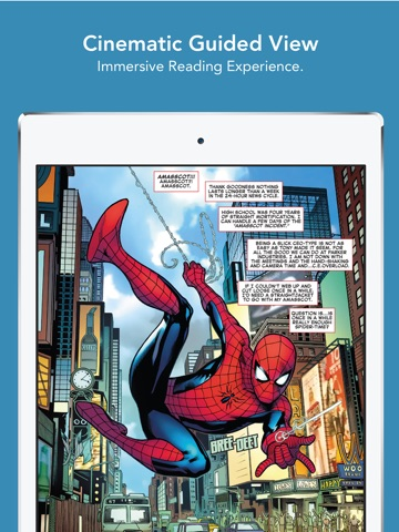 comiXology - Comics & Manga screenshot 2