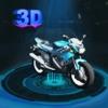 Race VIP Moto 3D Kings Driving Summer Games