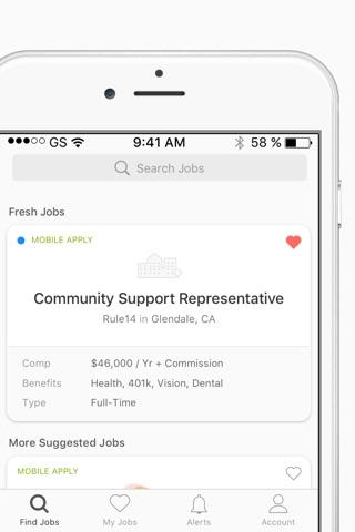 ZipRecruiter Job Search screenshot 2