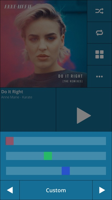 Stezza Music Player Screenshots