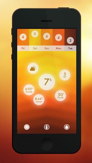 Haze ~ Wetter und Vorhersagen Screenshot