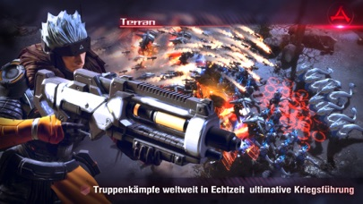Art of War: Red Tides iOS Screenshots