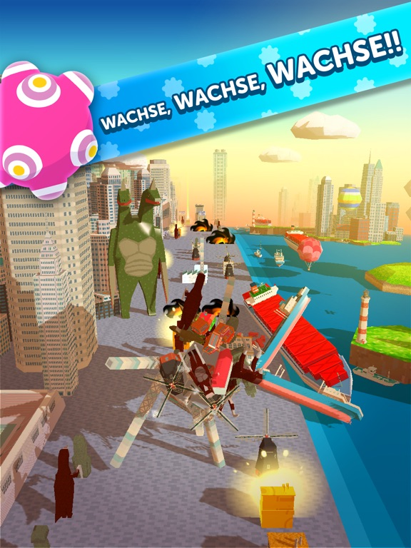 Screenshot 2 AMAZING KATAMARI DAMACY
