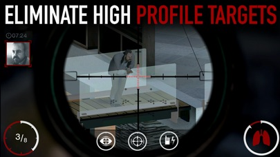 Screenshot for Hitman Sniper in United States App Store