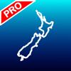 Aqua Map New Zealand - Pro