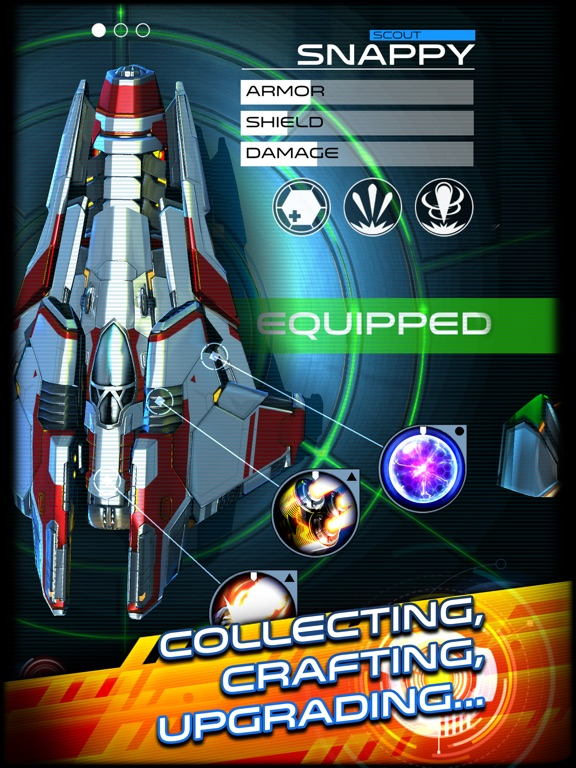 Screenshot 3 Space Warrior: The Story