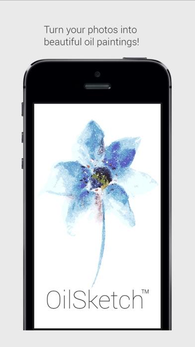 OilSketch - Watercolor Effect Screenshots