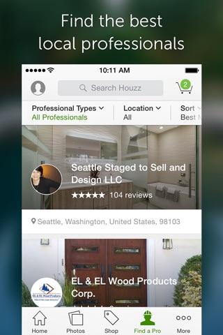 Houzz Interior Design Ideas screenshot 4