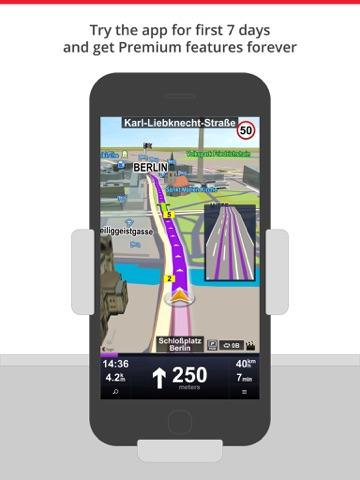 Car Navigation: GPS & Maps screenshot 3