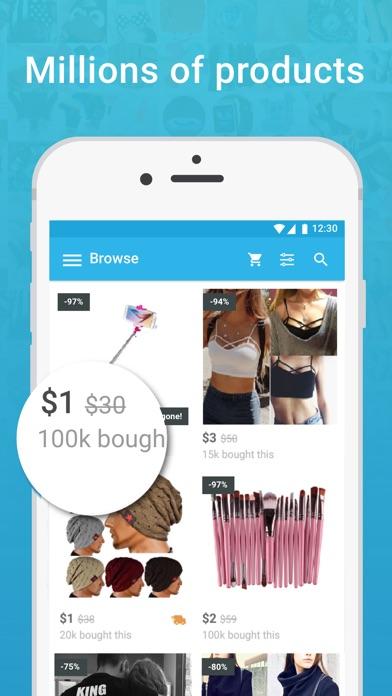 Screenshot #7 for Wish - Shopping Made Fun
