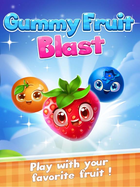Gummy Fruit Blast screenshot 8