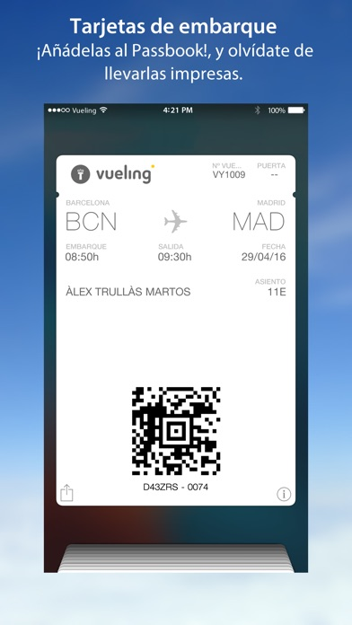 download Vueling - Vuelos baratos apps 2