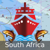 South Africa: Marine Navigation Charts & Boat Maps