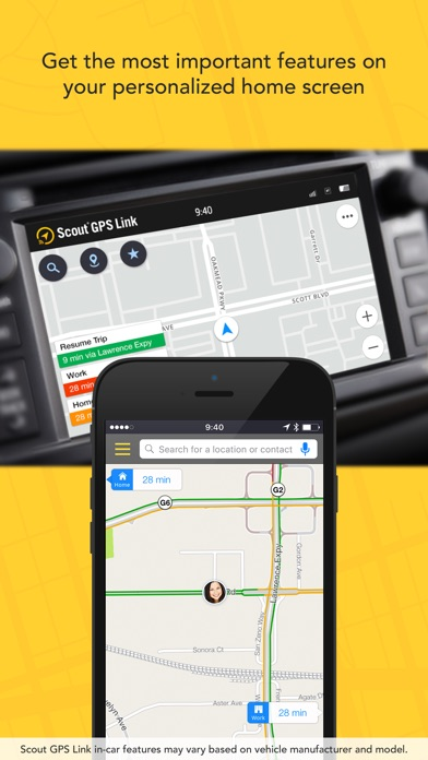 download Scout GPS Link apps 3