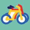 Yellow Bicycle - mobike ofo