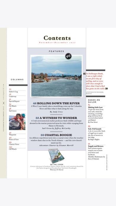 Cruising World Mag review screenshots