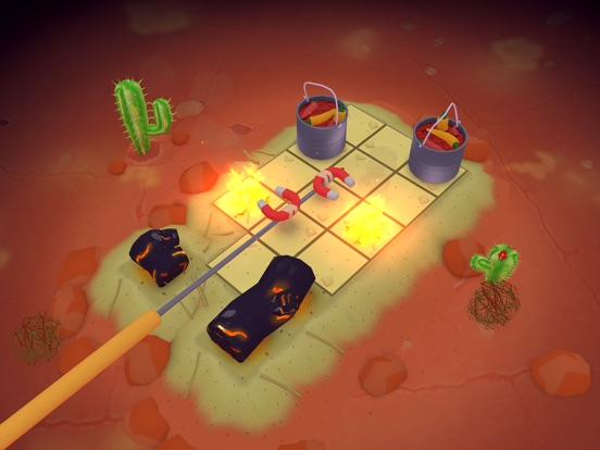 Screenshot 4 Campfire Cooking